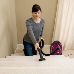 bissell zing 4122 best canister vacuum for stairs