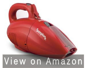 Dirt Devil Scorpion Quick Flip Corded Handheld Vacuum – The Most Powerful and Affordable Corded Handheld Vacuum Cleaner
