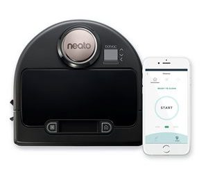 Neato Botvac Connected -PerfectRobot Vacuum for Pet Hair