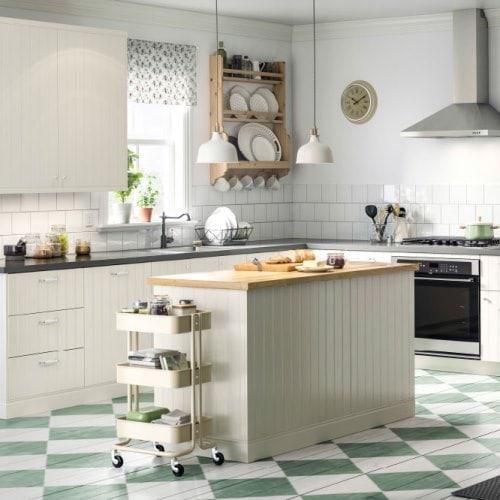 tips to organize kitchen