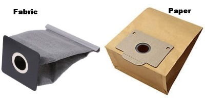 Dust bags for vacuum cleaners