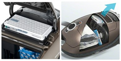 vacuum hepa filters