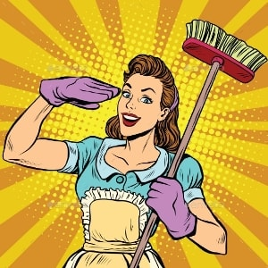 Home cleaning tips and tricks