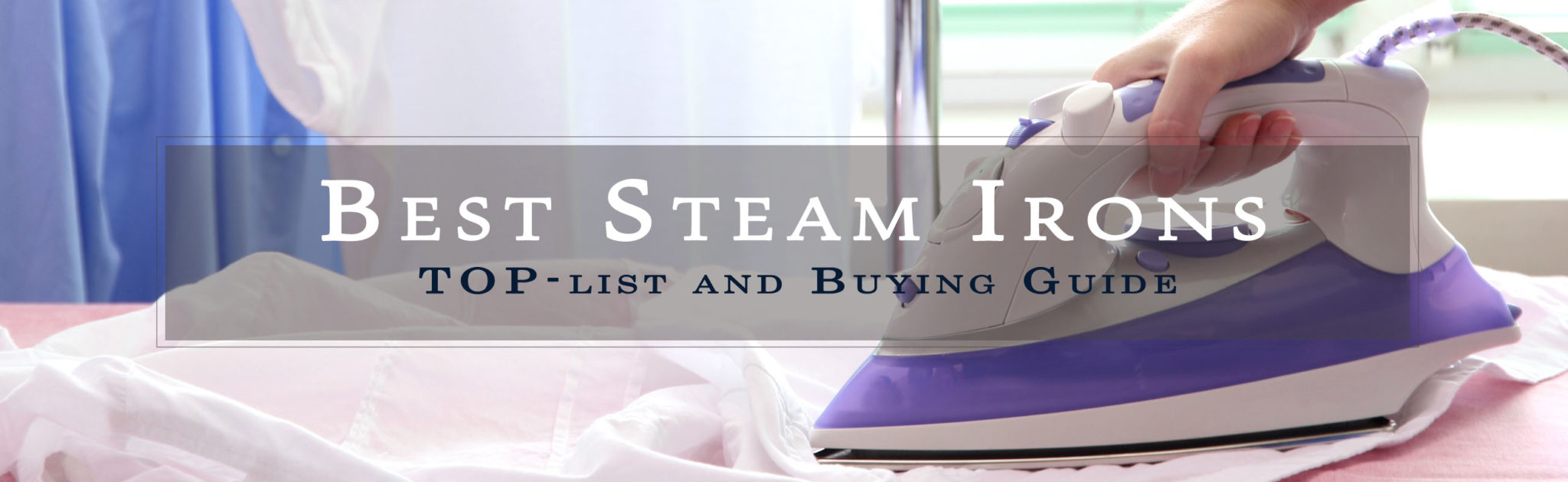 Best steam iron