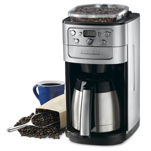 Best Coffee Maker With Grinder Cuisinart DGB-900BC
