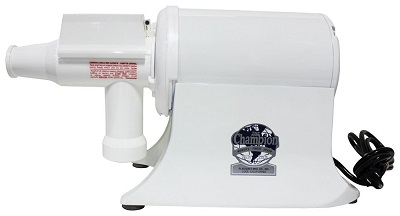 Champion Juicer G5-PG710 - Best Juicer with the Highest Juice Yield