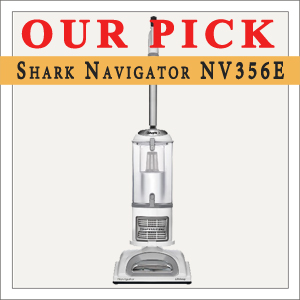 Shark Navigator NV356E - best upright vacuum