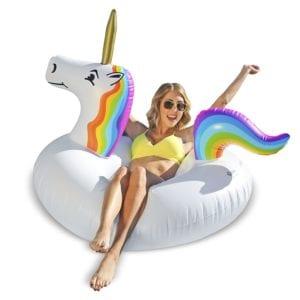 unicorn pool float