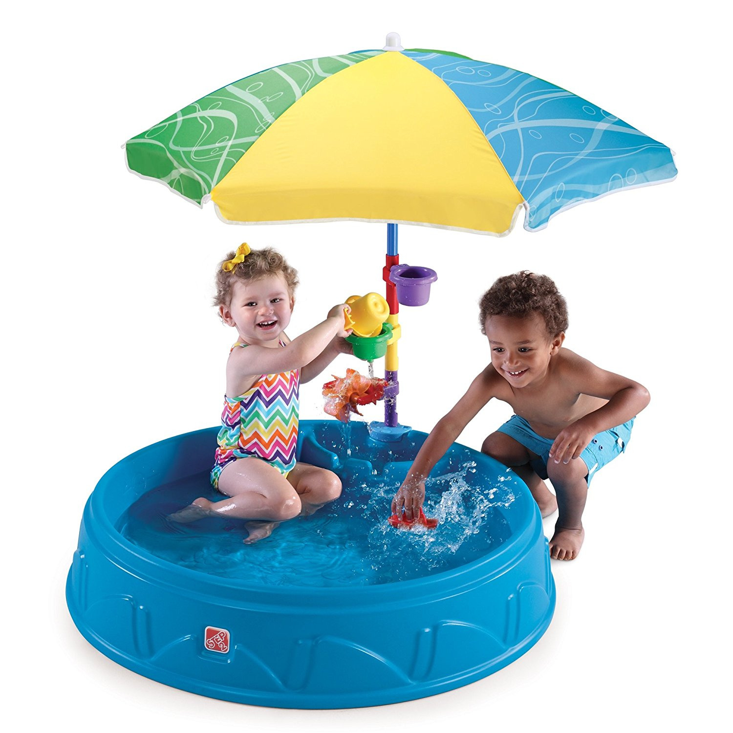 inflatable kiddie pool
