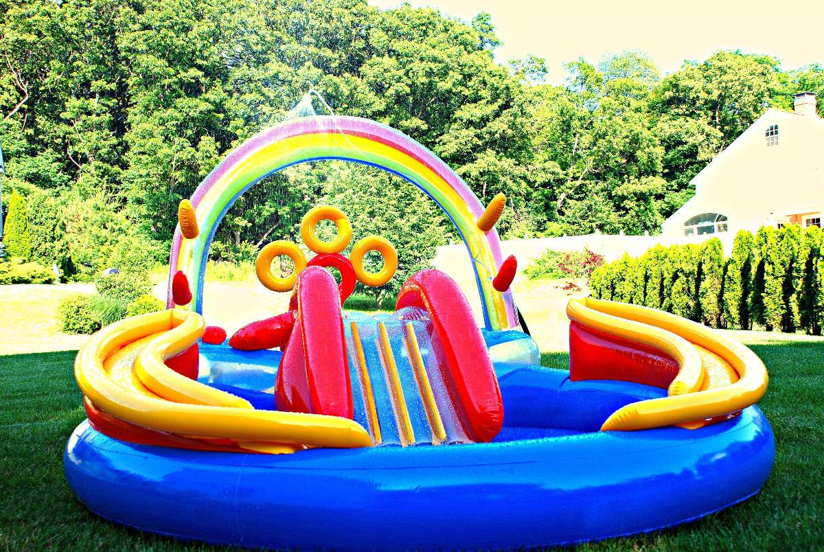 Fun Kiddie Pool