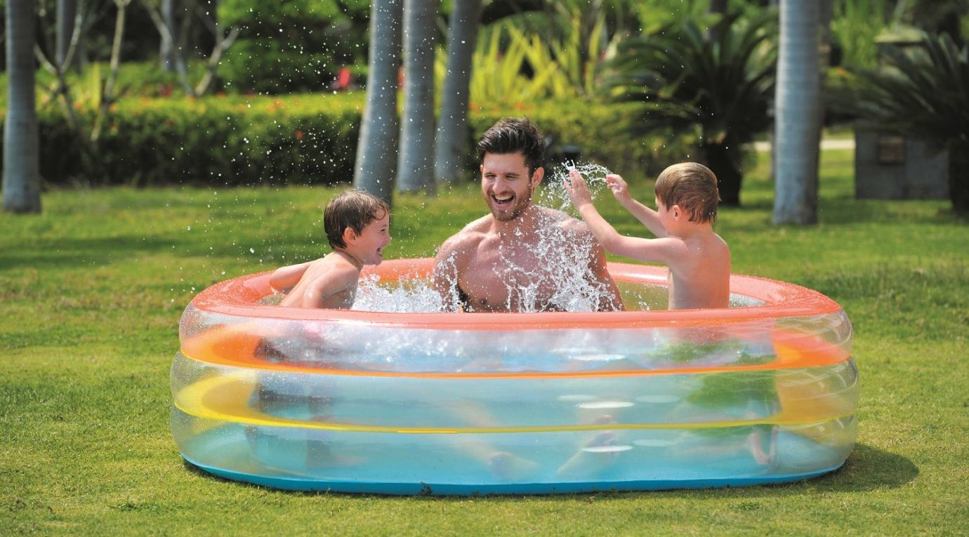 inflatable kiddie pool review 2018