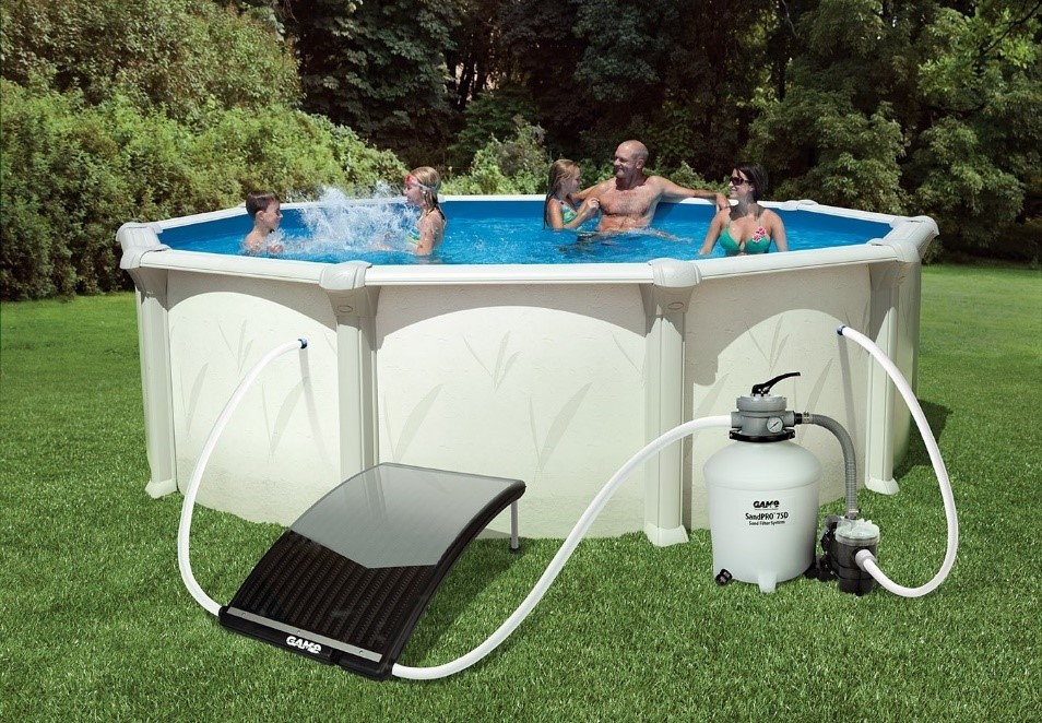 Pool Heater Assembly