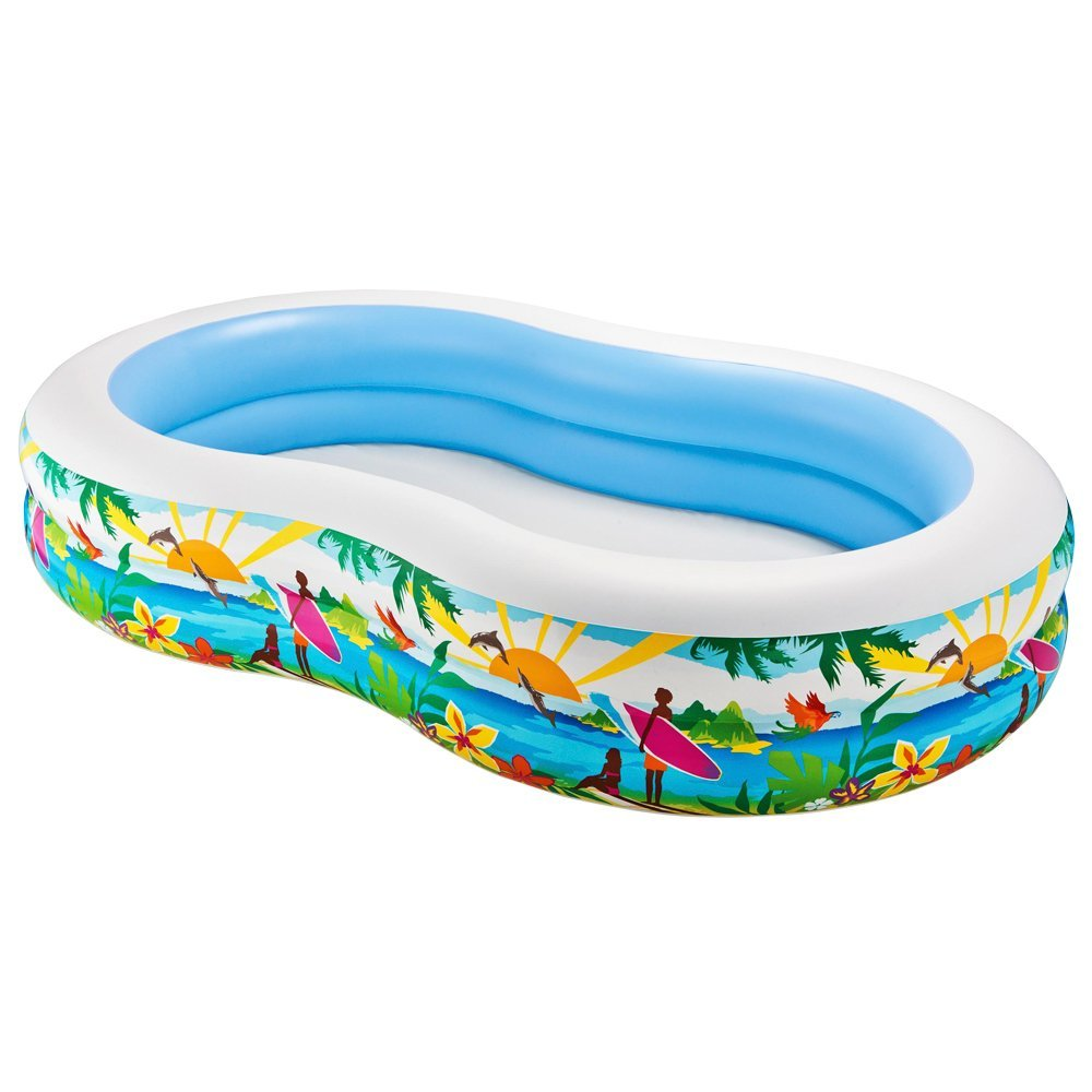 best inflatable pool review