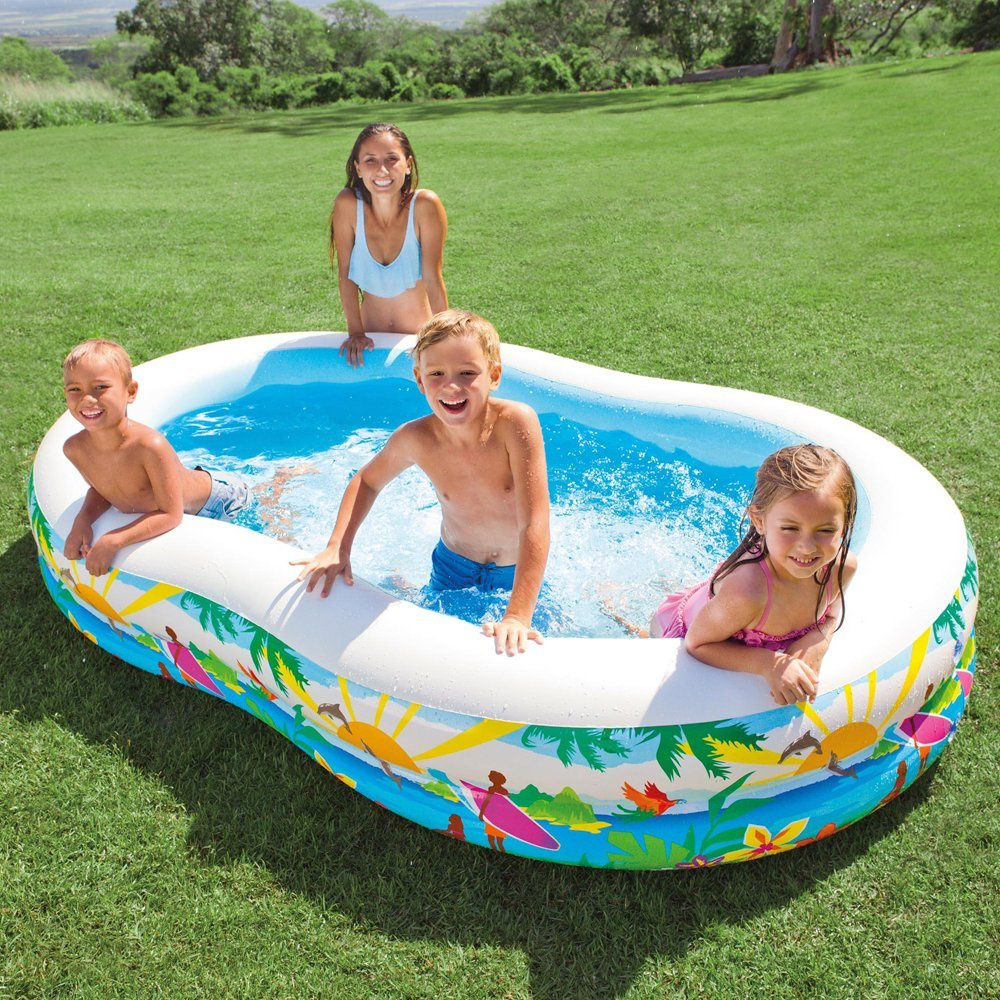 Inflatable Backyard Pool