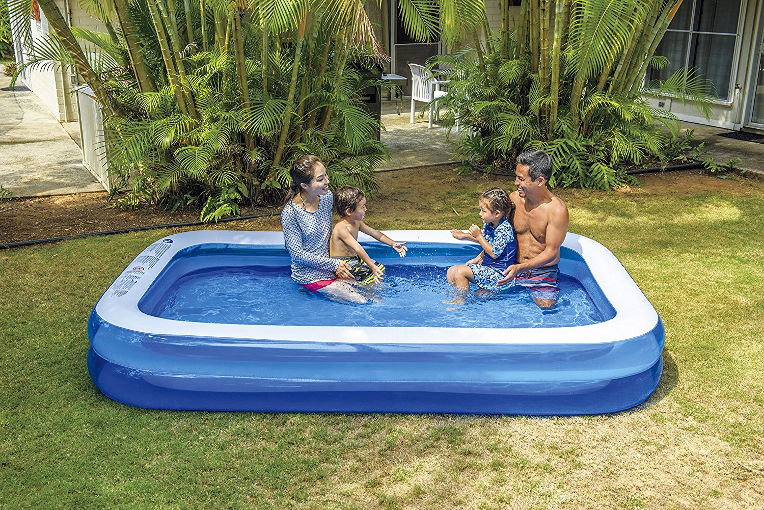 best inflatable pool for backyard