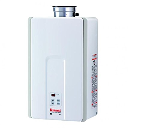 on demand water heater gas