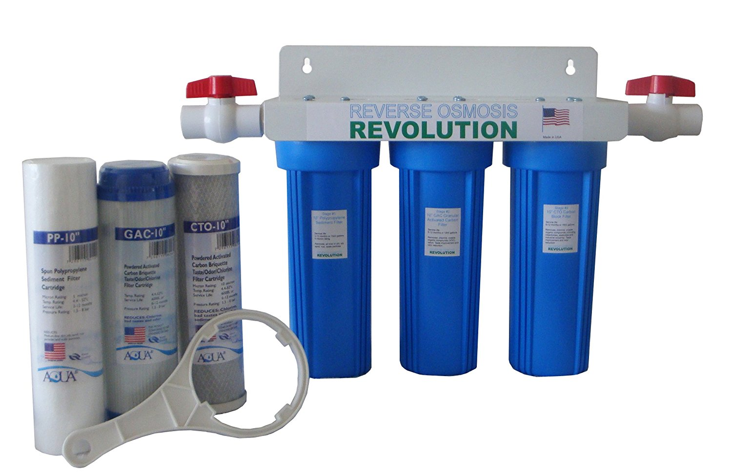 top home water filtration system