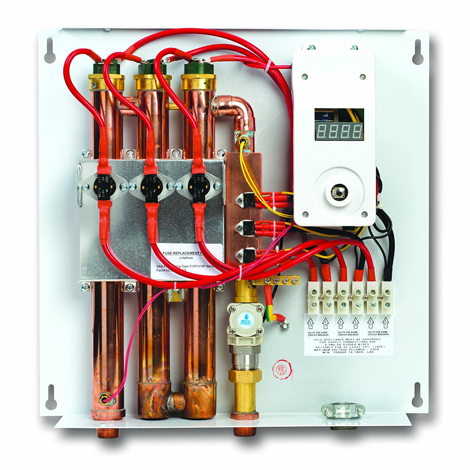 top electric tankless water heater