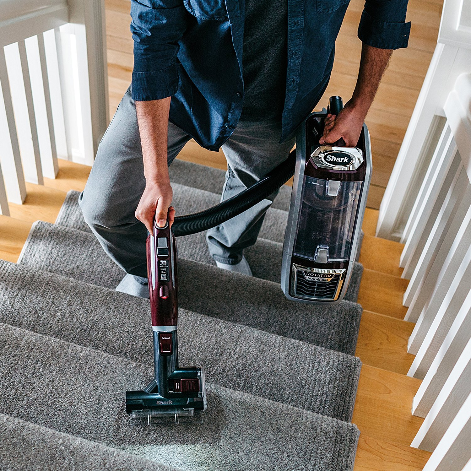 The Best Shark Vacuum Options Of 2019 Reviewed Best 4