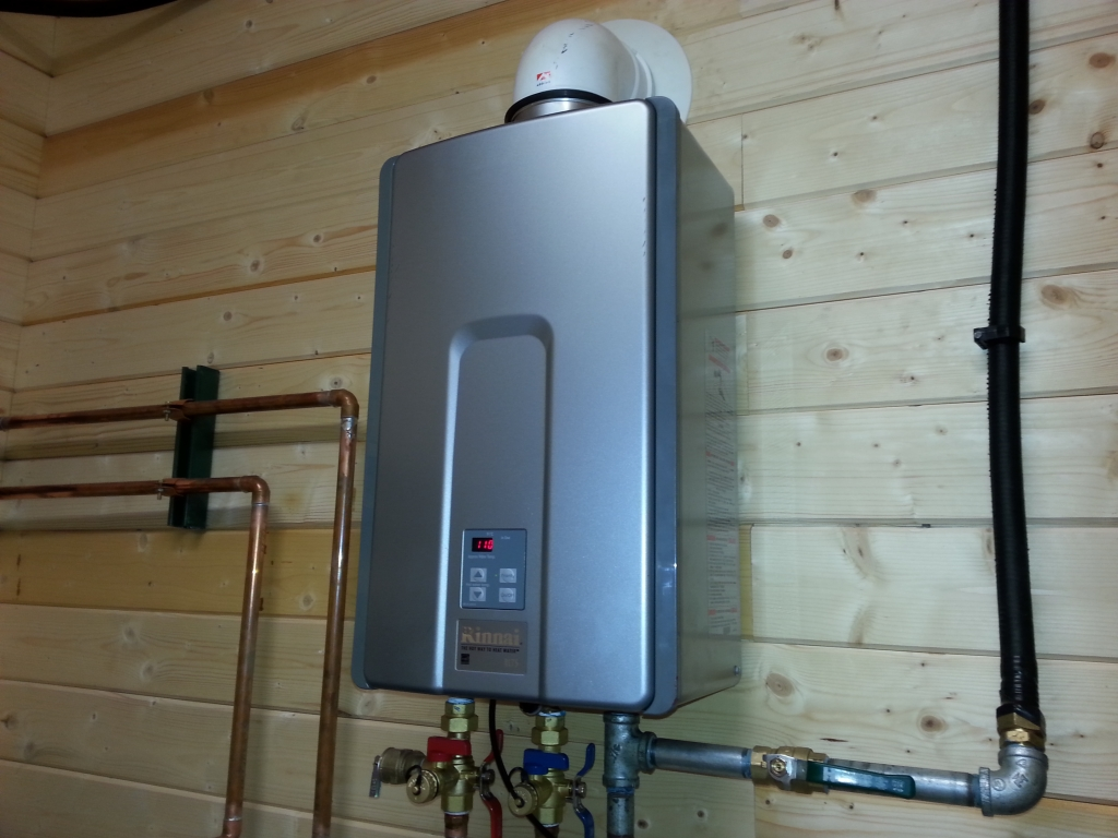 best tankless gas water heaters