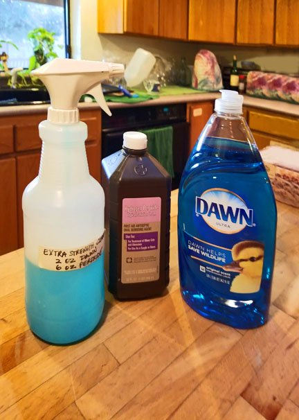 how to make your own carpet cleaner