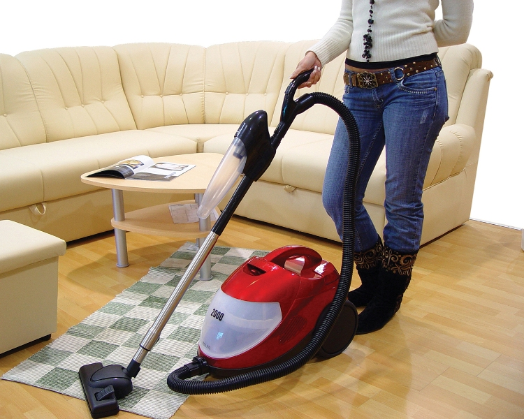 how to use vacuum cleaner