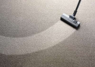 how does my carpet cleaner work