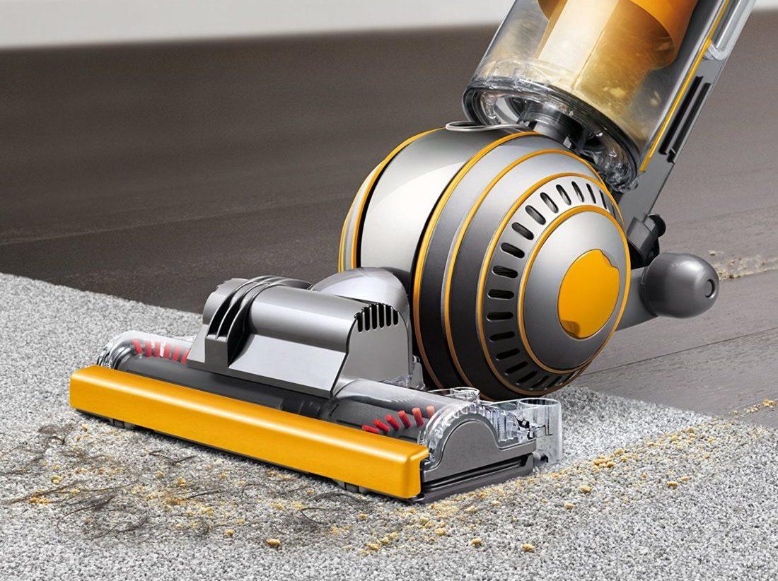 top rated vacuum for shag carpet