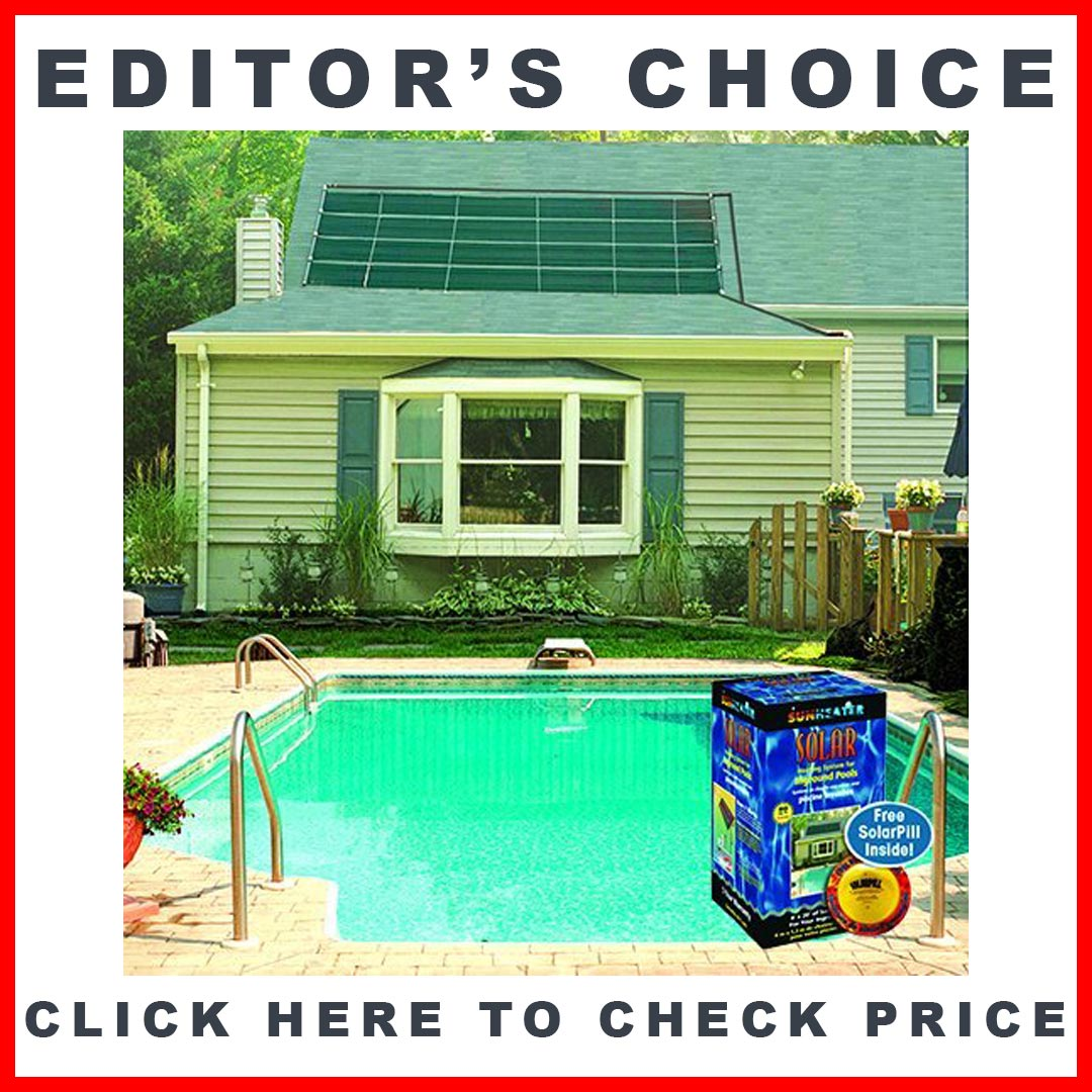 best solar pool heater reviews editors choice