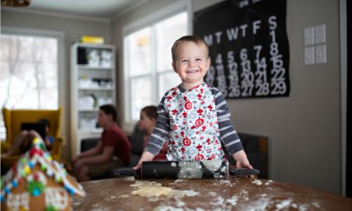 Kids' Cooking Apron