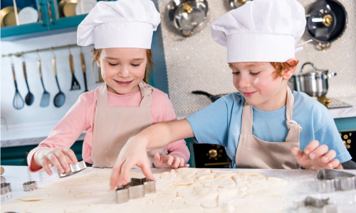 Best kids chef hat and apron