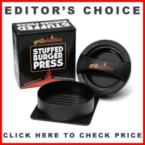 best burger press for grilling